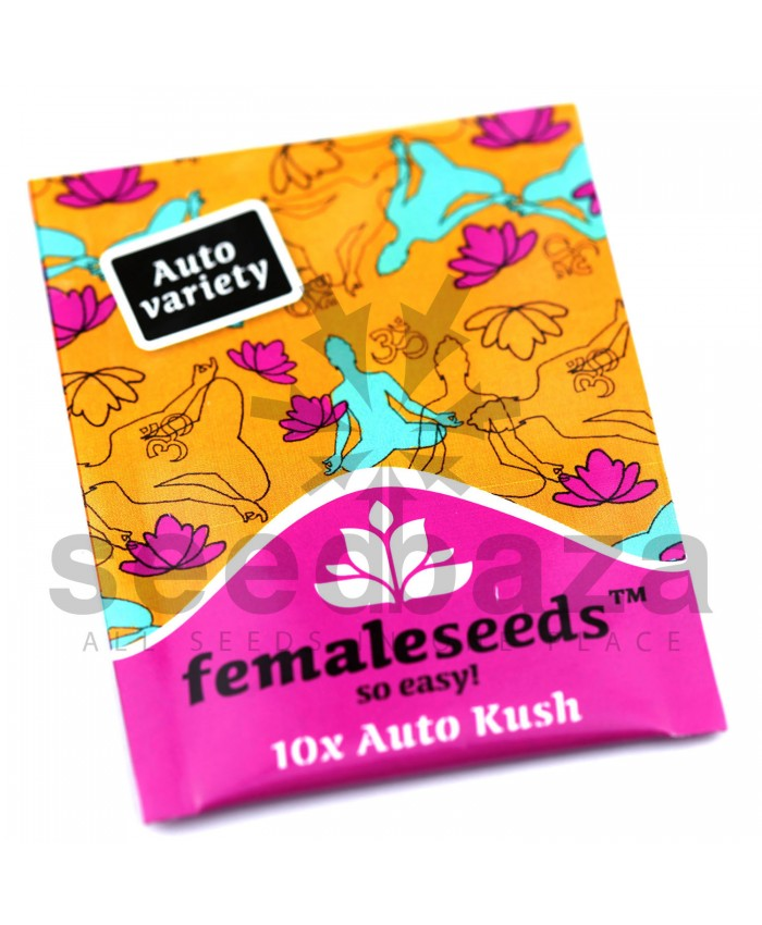 Auto Kush Feminised семена конопли