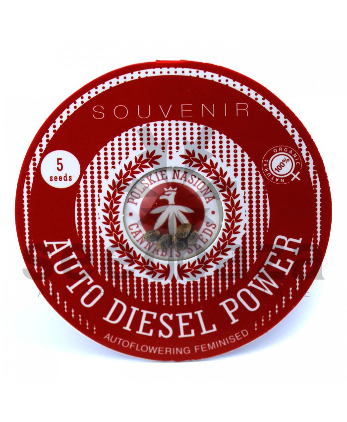 Auto Diesel Power Feminised